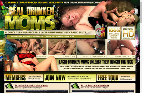 realdrunkenmoms.com - Real Drunken Moms