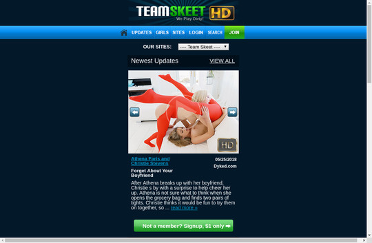 Team Skeet Mobile premium members