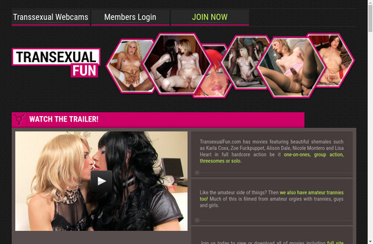 transexualfun.com premium accounts