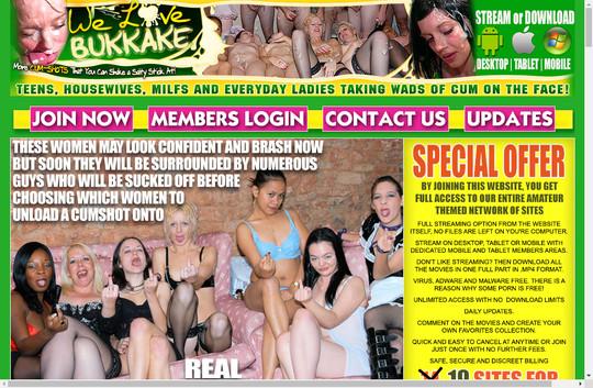 welovebukkake.com - welovebukkake.com