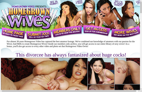 Homegrownwives premium 2018 May