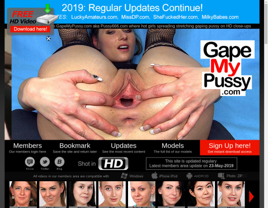 Gapemypussy.com passwords
