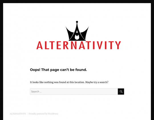 Alternativity premium passwords