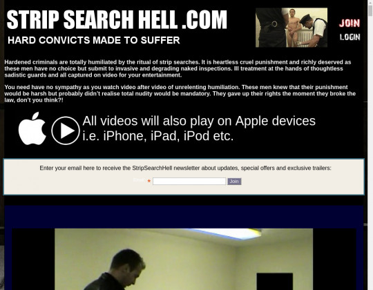 Strip search hell premium access