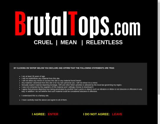 Login premium Brutal tops