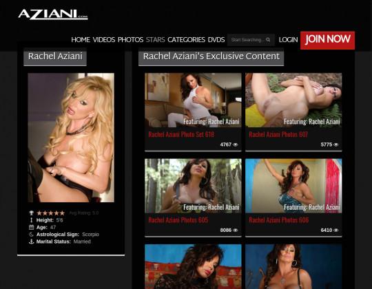Busty rachel aziani premium access