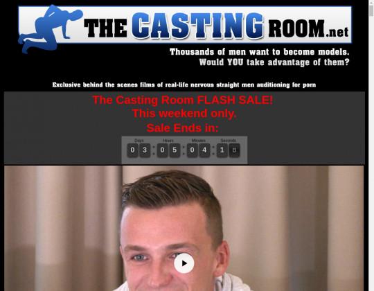 Free premium The casting room