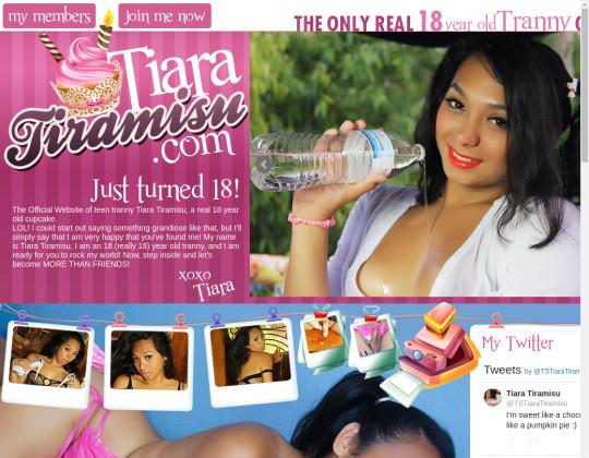 Tiaratiramisu.com premium members