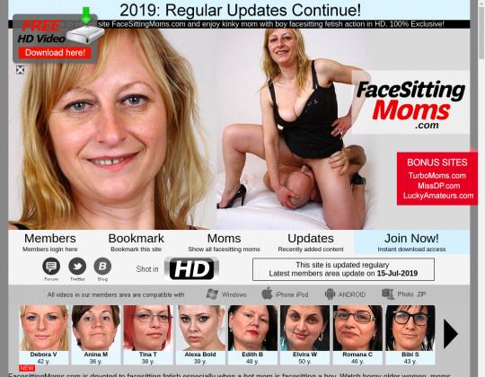 facesittingmoms.com - face sitting moms