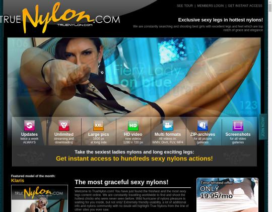 truenylon.com - true nylon