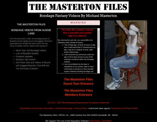 The masterton files premium August 2019