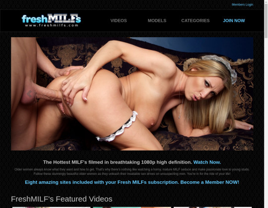 Fresh milfs premium access