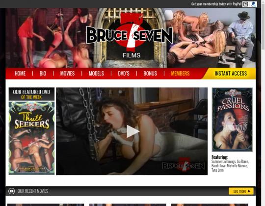 brucesevenfilms.com - brucesevenfilms