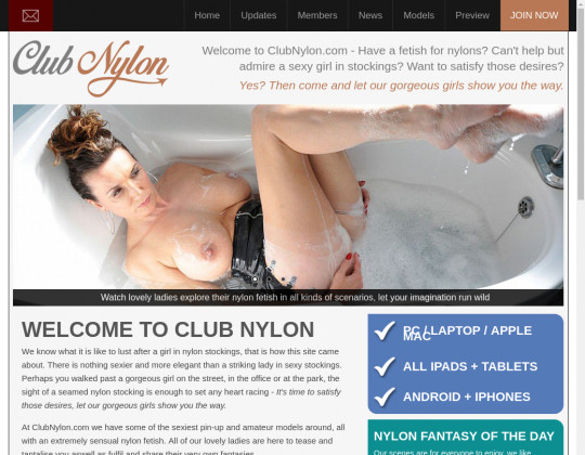 Fresh premium Club nylon