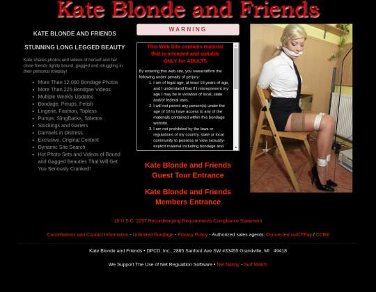 kateblondeandfriends.com - kate blonde and friends