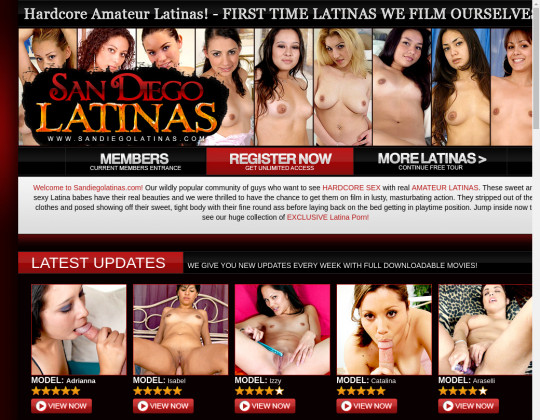 San diego latinas premium September 2019