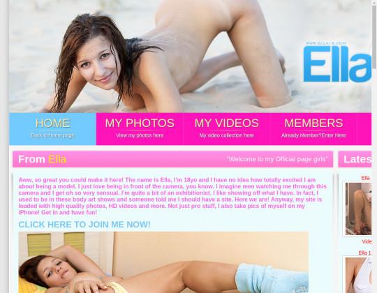 Free premium Ella 19