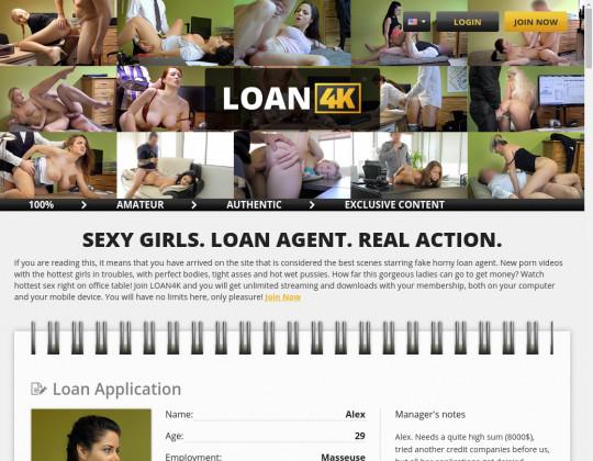 Fresh premium Loan4k