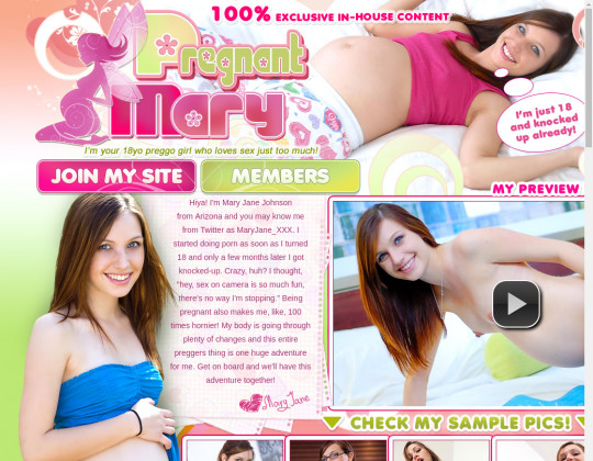 Pregnantmary.com passwords