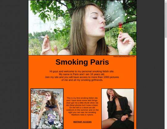 Smokingparis.com passwords