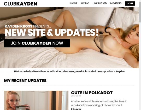 clubkayden.com - club kayden