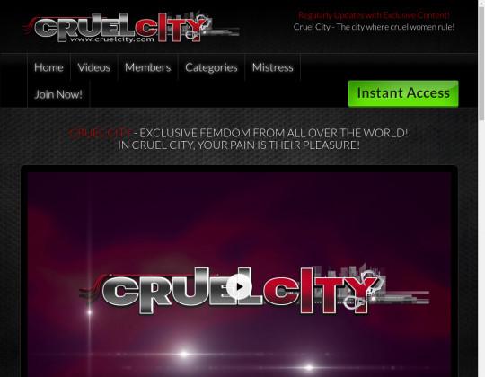 cruelcity.com - cruel city