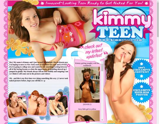 Kimmy teen premium access