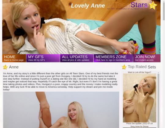 lovelyanne.com - lovely anne