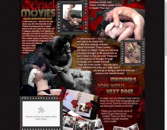 realcruelmovies.com - real cruel movies
