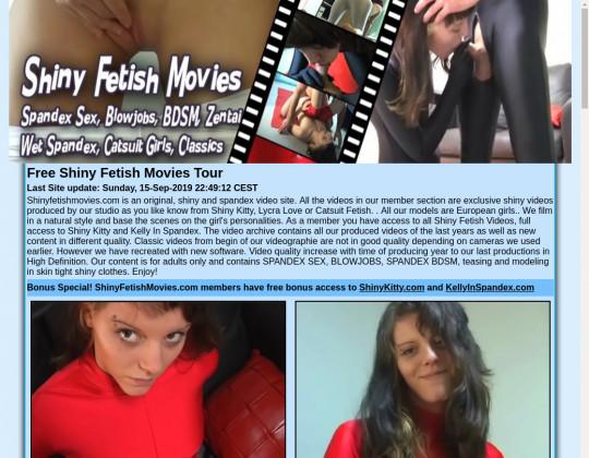 shinyfetishmovies.com - shiny fetish movies