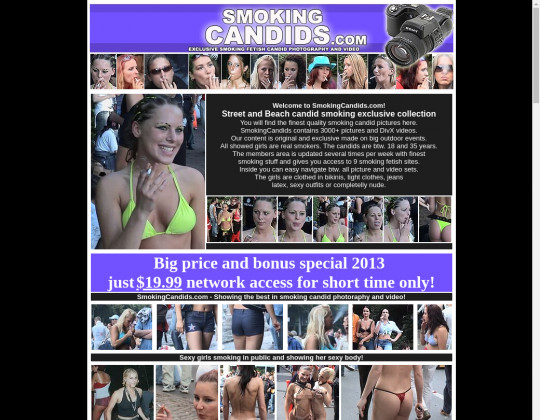 smokingcandids.com - smoking candids