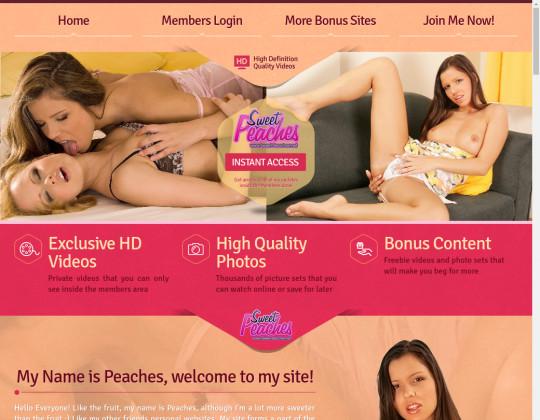 Sweet-peaches.net full premium October 2019