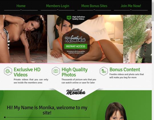 Sweet-monika.com passwords