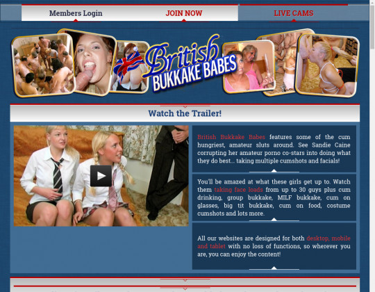 Britishbukkakebabes.com passwords