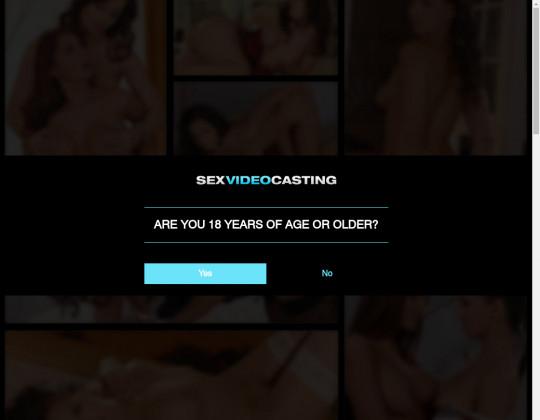 Sexvideocasting.com premium October 2019