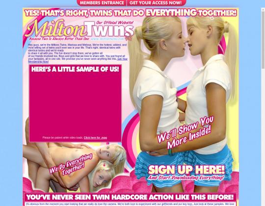 Best premium Milton twins