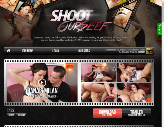 Shootourself.com passwords