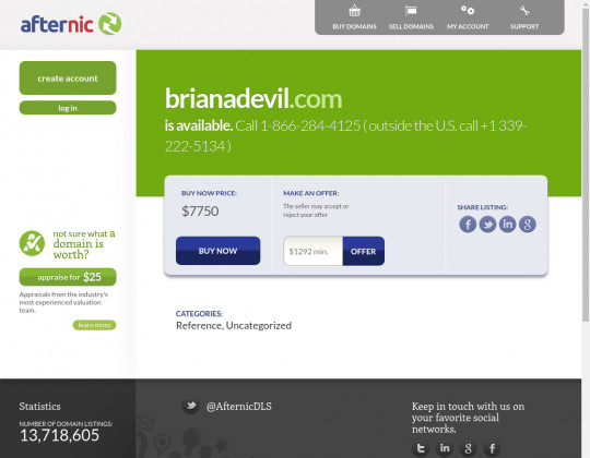 brianadevil.com - briana devil