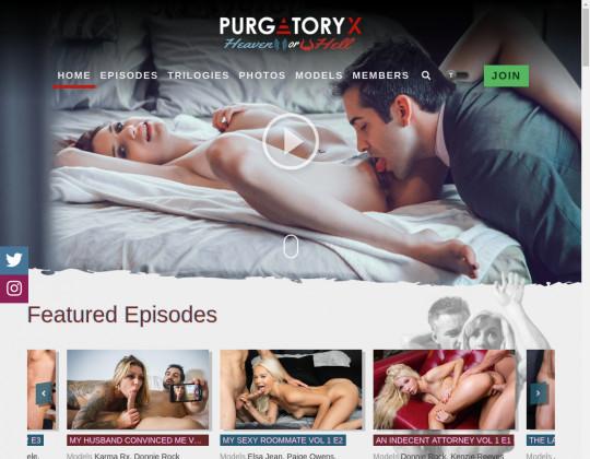 join-purgatoryx.com - purgatory x