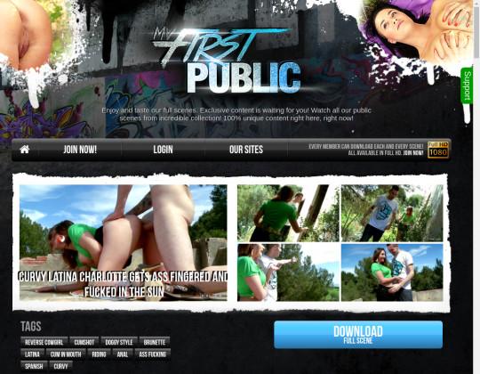 myfirstpublic.com - my first public