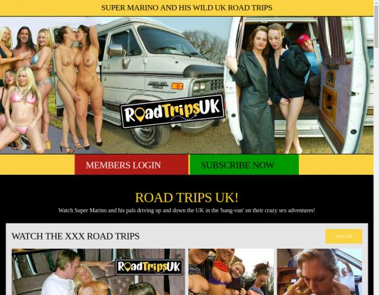 roadtripsuk.com - road trips uk com