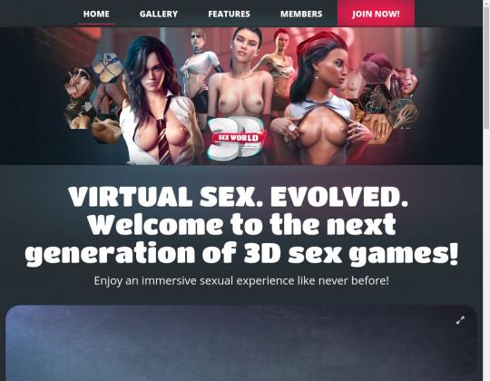 sexworld3d.com - sexworld3d