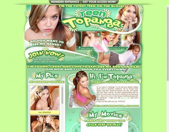 teentopanga.com - teen topanga