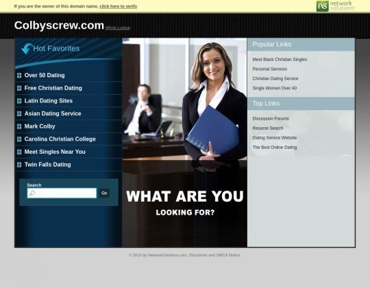 Free premium Colbyscrew.com