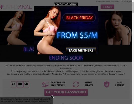 Simplyanal.com premium access
