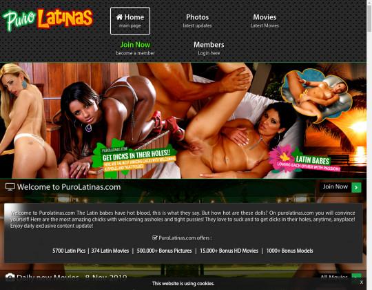 Best premium Purolatinas.com