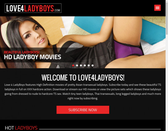Love4ladyboys.com passwords November 2019