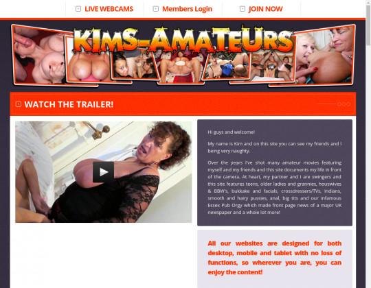 Kims-amateurs.com premium members