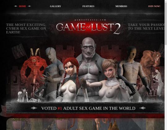 Game of lust premium members