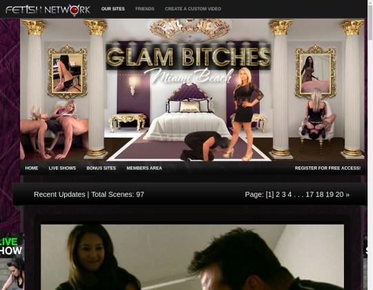 Glambitches.com premium accounts